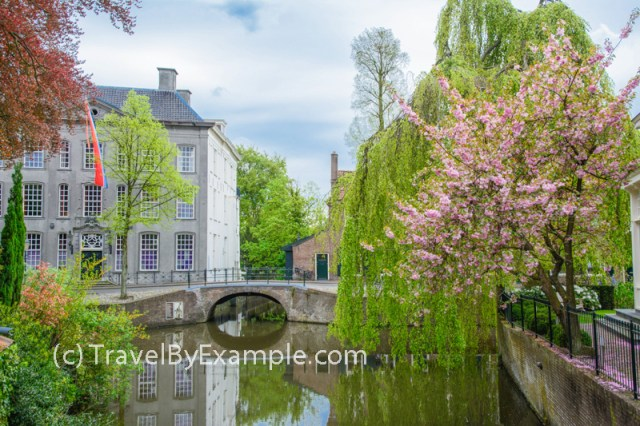 Charming towns of the Netherlands