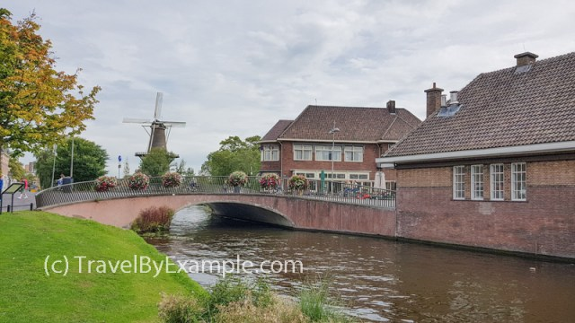 Small Dutch towns - Leiden