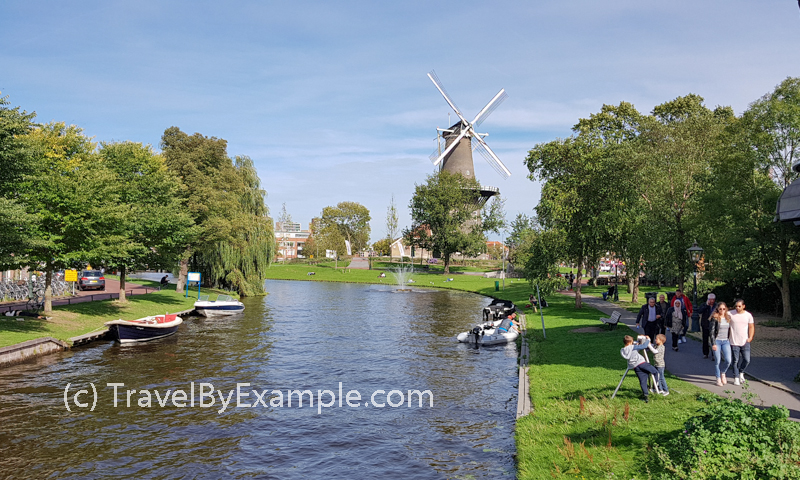 Travel by Example - Leiden
