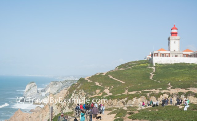 Cabo da Roca is very popular with tourists