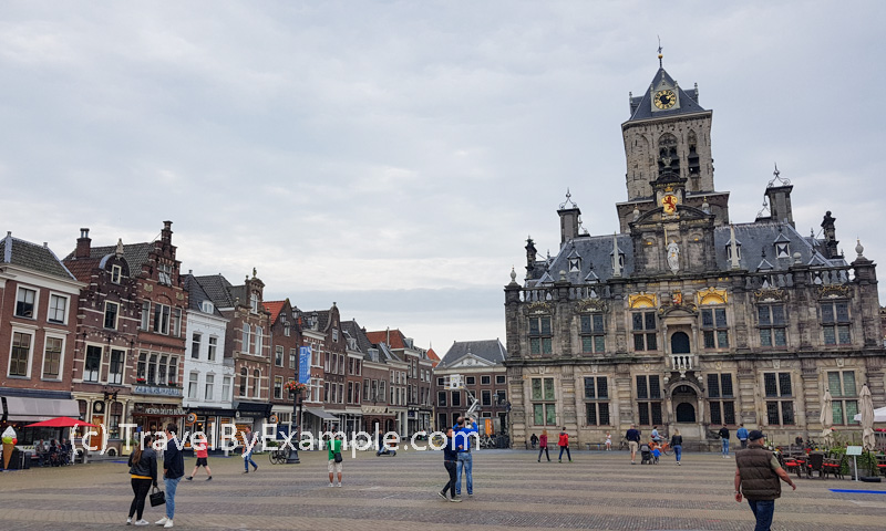 Travel by Example - Delft