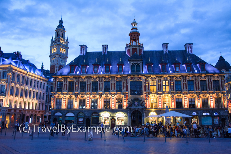 Travel by Example - Lille