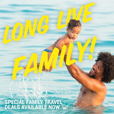 Long Live Family Vacation Time – TLC Travels' Weekend Roundup!