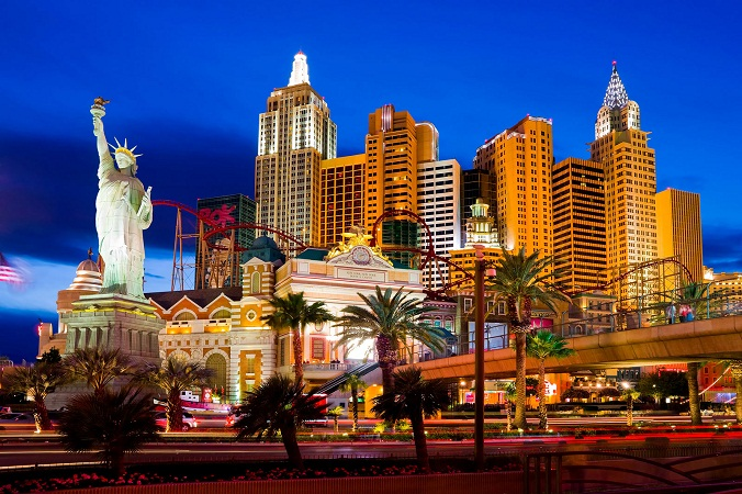 Attractions in Las Vegas