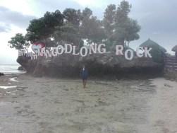 Mangudlong Rock