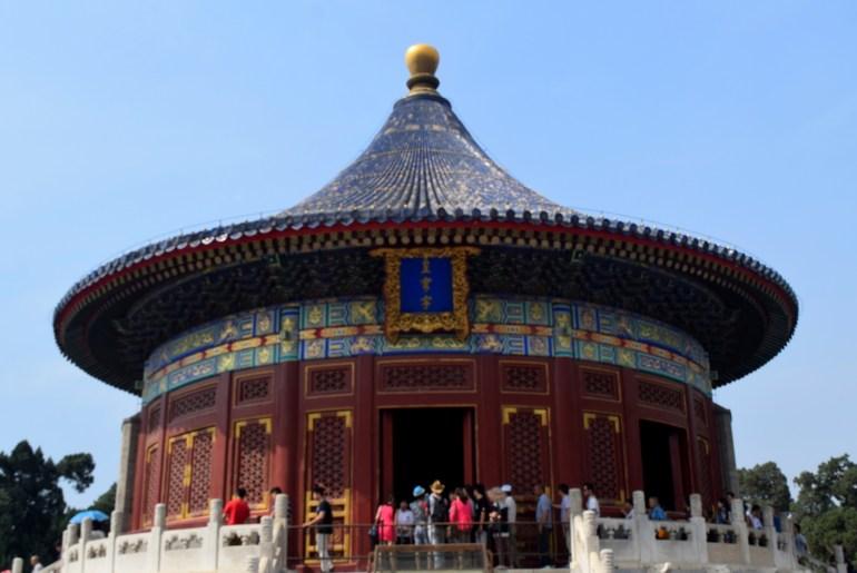 חדר האוצר הקיסרי של השמיים (צילום: טל ניצן)