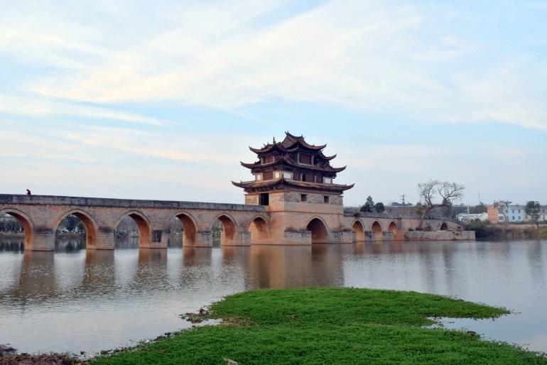 גשר תאומי הדרקון - מקסים בכל שעה (צילום: טל ניצן)