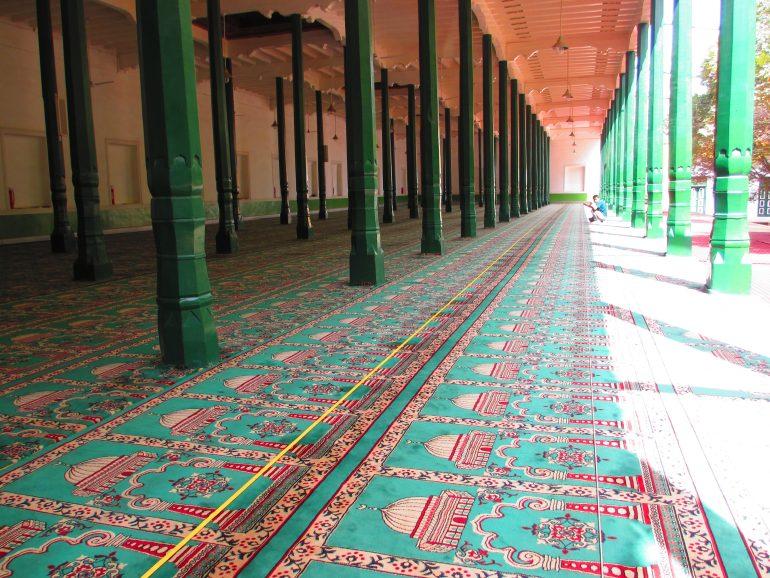 מסגד איד-קאח (צילום: סולאפה זידאני)