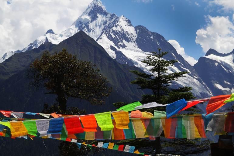 מבט על פסגת הר יובנג (צילום: יובל לוי)