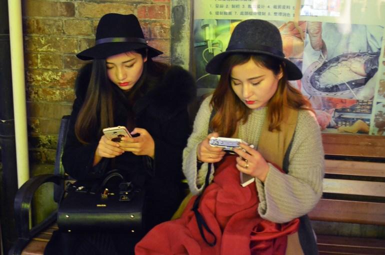 נשים עירוניות בסין. מעמדן בהיררכיה גבוה ולכן גם דורשות יותר (צילום אילוסטרציה) (צילום: נוגה פייגה)