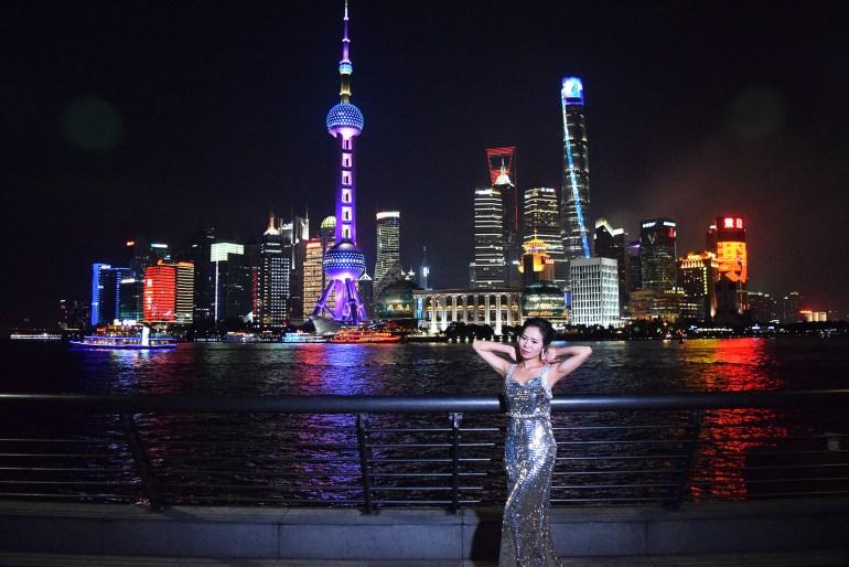 נשים בסין. סחר בגוף בתמורה  למעמד ולחיים נוחים (צילום: טל ניצן)