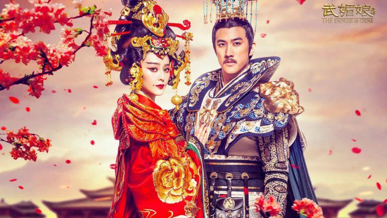 """""""הקיסרית של סין"""". דמותה של וו זוכה לעדנה מחודשת בעשורים האחרונים (צילום מסך)"""
