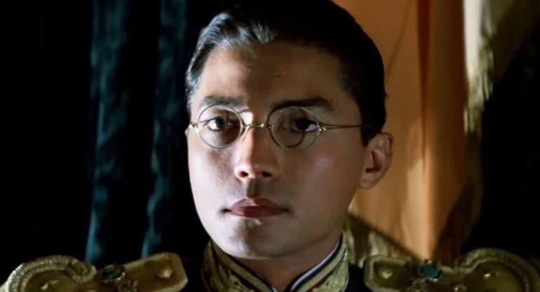 """פו-יי כמבוגר (צילום: מתוך """"הקיסר האחרון"""""""