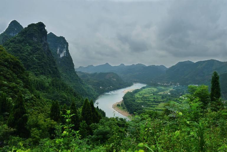 בדרך לכפר הדייגים (צילום: טל ניצן)