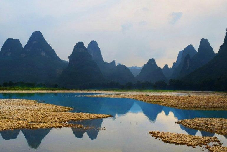 ש'ינגפינג. אלטרנטיבה שקטה יותר, עם אותו הנוף (צילום: טל ניצן)