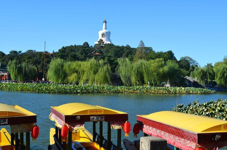 השכרת סירות בפארק בייחאי (צילום: נוגה פייגה)