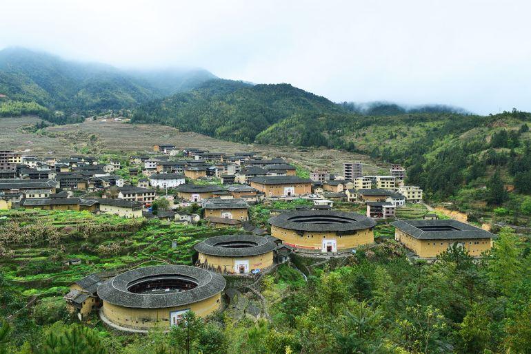 תצפית על הכפר צ'וש'י (צילום: טל ניצן)