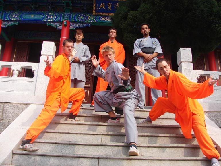 מנזר שאולין של הר קון-יו (צילום: אמיתי קרני)
