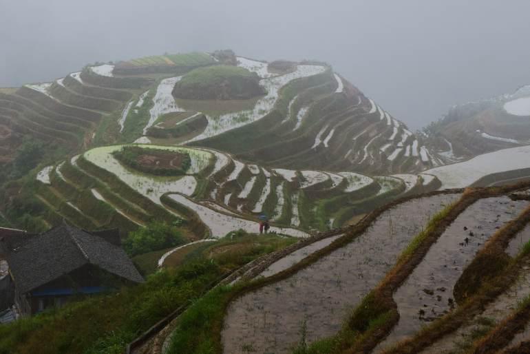 תצפית מהכפר פינג-אן (צילום: טל ניצן)