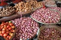 Market produce in Nyaung U