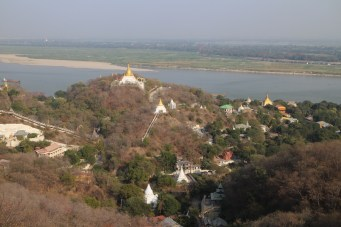 Sagaing, Mandalay