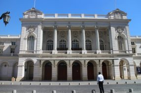 Santiago's municipal theatre
