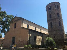 Santa Maria Maggiore near San Vitale
