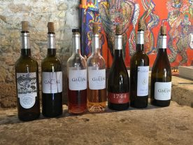 Picpoul winery Domaine Gaujal