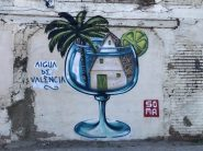 Street art of our favourite tipple