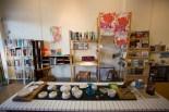 從閱讀到實作,店內擁有完整的體驗空間推展生活美學。