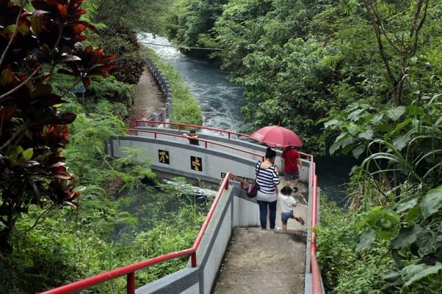 06-初英親水生態公園的水是從吉安大圳流下來的