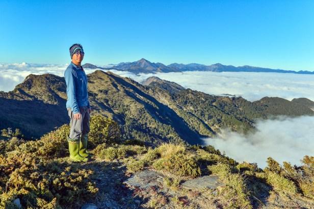 306期,上帝的視角,空拍,百岳,看見百岳,看見台灣