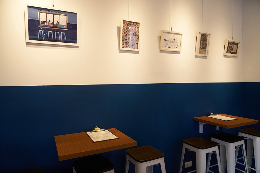 no309,微型咖啡館,koon,㒭咖啡