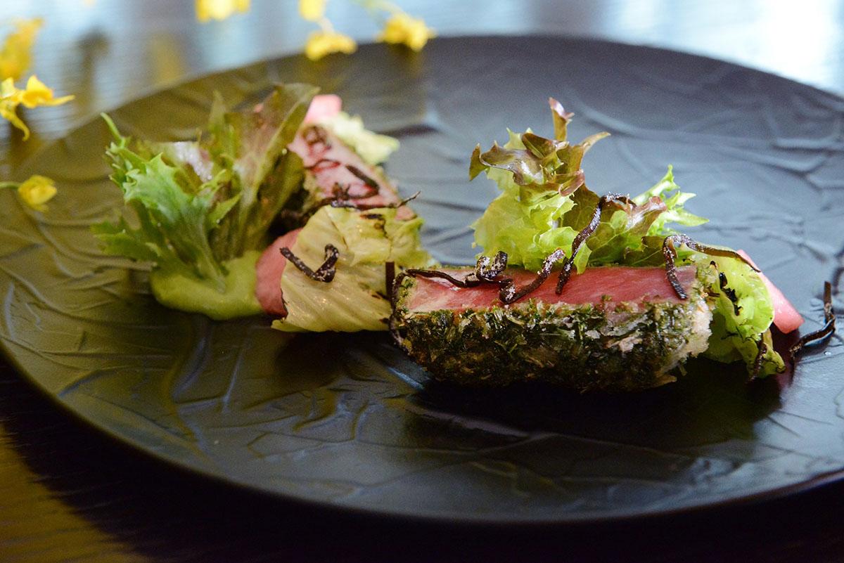 歐式料理中的台式神髓 回味。食藝復興