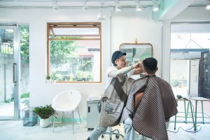 no311,Seemore's hair Research,旅行一週間,剪髮