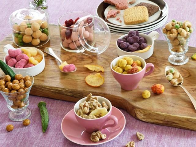 日本甜點大師辻口博啟創立的fève自由之丘,推開店門,放眼望去都是繽紛的彩色豆豆