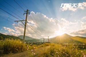 行遍天下,日本長野,秋天,楓葉