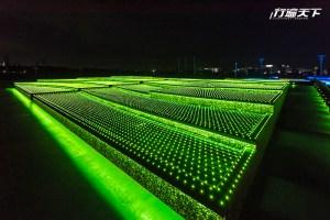 日本關東地區最大規模燈光秀