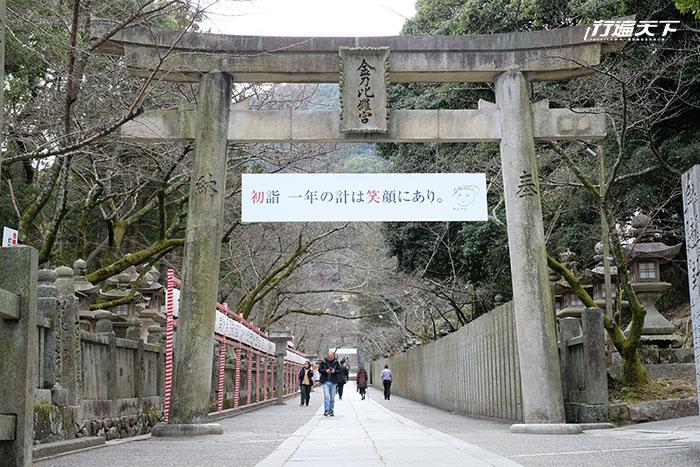 瀨戶內海小島上的必訪神社,過年求好運、祈福