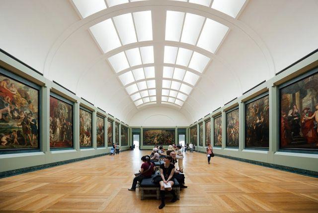 INSIDR|羅浮宮必看3寶外,還有什麼值得一看的呢?