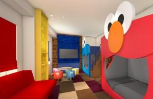 與史努比共眠,或是Elmo陪你睡,11月去趟日本環球影城就有機會囉