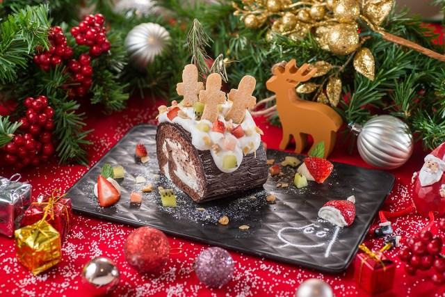 一起踏入北歐童話世界,嚕嚕米陪你一起享用聖誕大餐