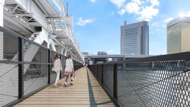 2020年春天即將開幕,散步、購物、晴空塔一次滿足