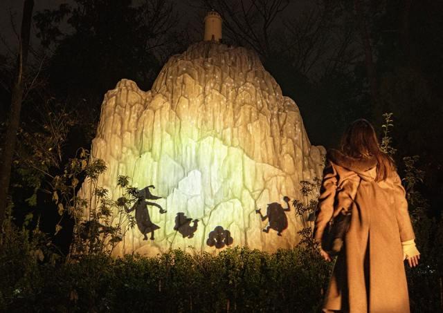 日本竟然出現極光,一起跟嚕嚕米以及夥伴度過夢幻的冬天吧