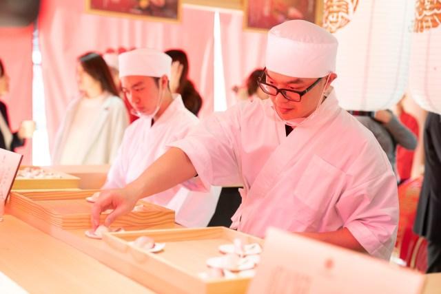 過年來開運,日本開運魚華山快閃許你整年的好運