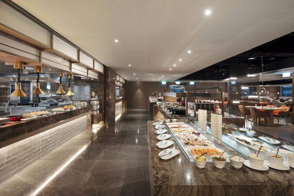 台北新板希爾頓酒店,片皮鴨,波士頓龍蝦,吃到飽,星級酒店