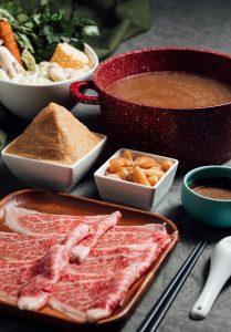 火鍋,黑蒜頭,延齡堂老爺,肉大人,和牛,味噌釀