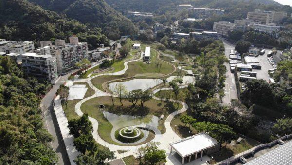 台北,信義區,永春,永春陂濕地公園