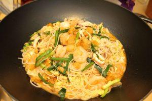 台北君悅,君悅酒店,凱菲屋,新加坡叻沙,福建蝦麵,星洲美饌