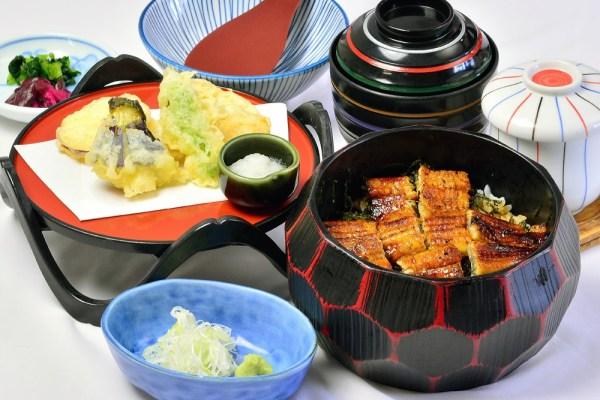 京都,江戶川,鰻魚,大名膳,豪華料理